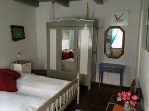 weißes Zimmer